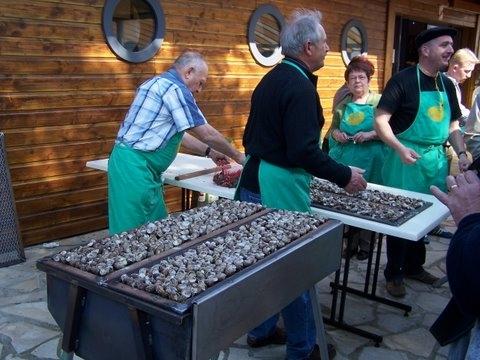 Missions et rôles des confréries de produits escargots